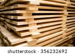 Stack Of Wood Planks For...