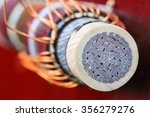 detail of cross section of... | Shutterstock . vector #356279276