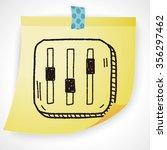 volume doodle | Shutterstock .eps vector #356297462