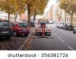 france  strasbourg   02... | Shutterstock . vector #356381726