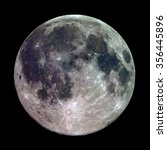 Mineral Full Moon Mosaic Of 32...