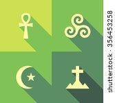 vector flat icons   symbols