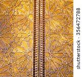 metal grey   morocco in   ...   Shutterstock . vector #356472788