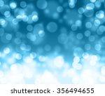 beautiful abstract bokeh... | Shutterstock . vector #356494655