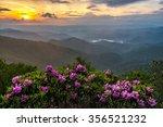 Blue Ridge Mountains ...