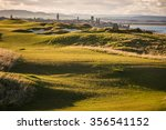 view of saint andrews  fife ... | Shutterstock . vector #356541152