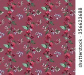 raster seamless pattern with... | Shutterstock . vector #356623688