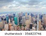 New York  Usa   Midtown...