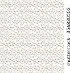 diagonal chevron outline... | Shutterstock .eps vector #356830502