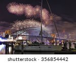 New Year Holiday Fireworks In...