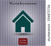 home vector symbol | Shutterstock .eps vector #356872736