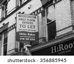 reading  cross street ... | Shutterstock . vector #356885945