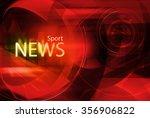 Graphical Digital Sport News...