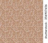 seamless bird pattern. bird...   Shutterstock .eps vector #356907656