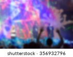 blur background of people