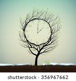 Spring Time  Spring Clock ...
