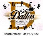 american college football...   Shutterstock .eps vector #356979722