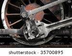 train wheel | Shutterstock . vector #35700895