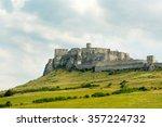 Famous Spis Castle  Spissky...