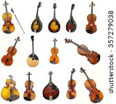 The Image Of Violins And...