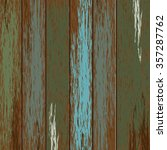 wooden texture background.... | Shutterstock .eps vector #357287762