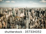 new york city | Shutterstock . vector #357334352