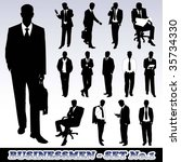 Highly Detailed Silhouettes Of...