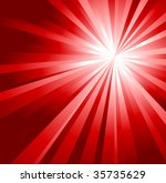 abstract red background made...