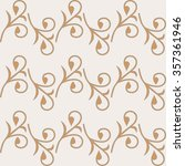 floral pattern  wallpaper... | Shutterstock .eps vector #357361946