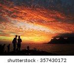 Fantastic Sunset At Arpoador ...