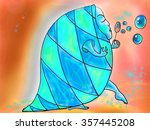 fairy tale  a dream  a fantasy  ... | Shutterstock . vector #357445208