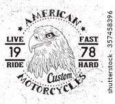 American Eagle Motorcycle...