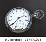 stopwatch 3d illustration | Shutterstock . vector #357471035