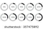 infographics vector  5   10  ... | Shutterstock .eps vector #357475892