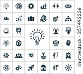 Solution Icons Vector Set....
