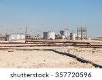 petrochemical industry... | Shutterstock . vector #357720596