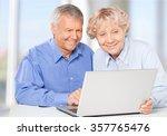 senior adult. | Shutterstock . vector #357765476
