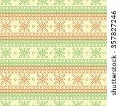 seamless vector pattern.... | Shutterstock .eps vector #357827246