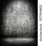 dark grunge interior | Shutterstock . vector #357904802