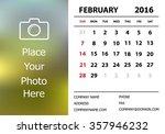 Desk Calendar 2016 Design...