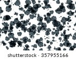 black ink background | Shutterstock . vector #357955166