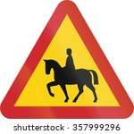 Road Sign Used In Sweden  ...