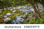 Mossman River Rocky Gorge...