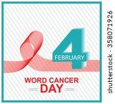 cancer day | Shutterstock .eps vector #358071926