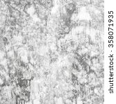 black and white concrete wall... | Shutterstock . vector #358071935