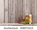 Kitchen Utensils  Herbs And...