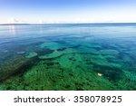 sea  sky  seascape. okinawa ... | Shutterstock . vector #358078925