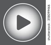 play right button vector | Shutterstock .eps vector #358099466