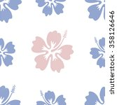 seamless repeat pattern with... | Shutterstock .eps vector #358126646