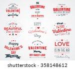 vector photo overlays  hand... | Shutterstock .eps vector #358148612